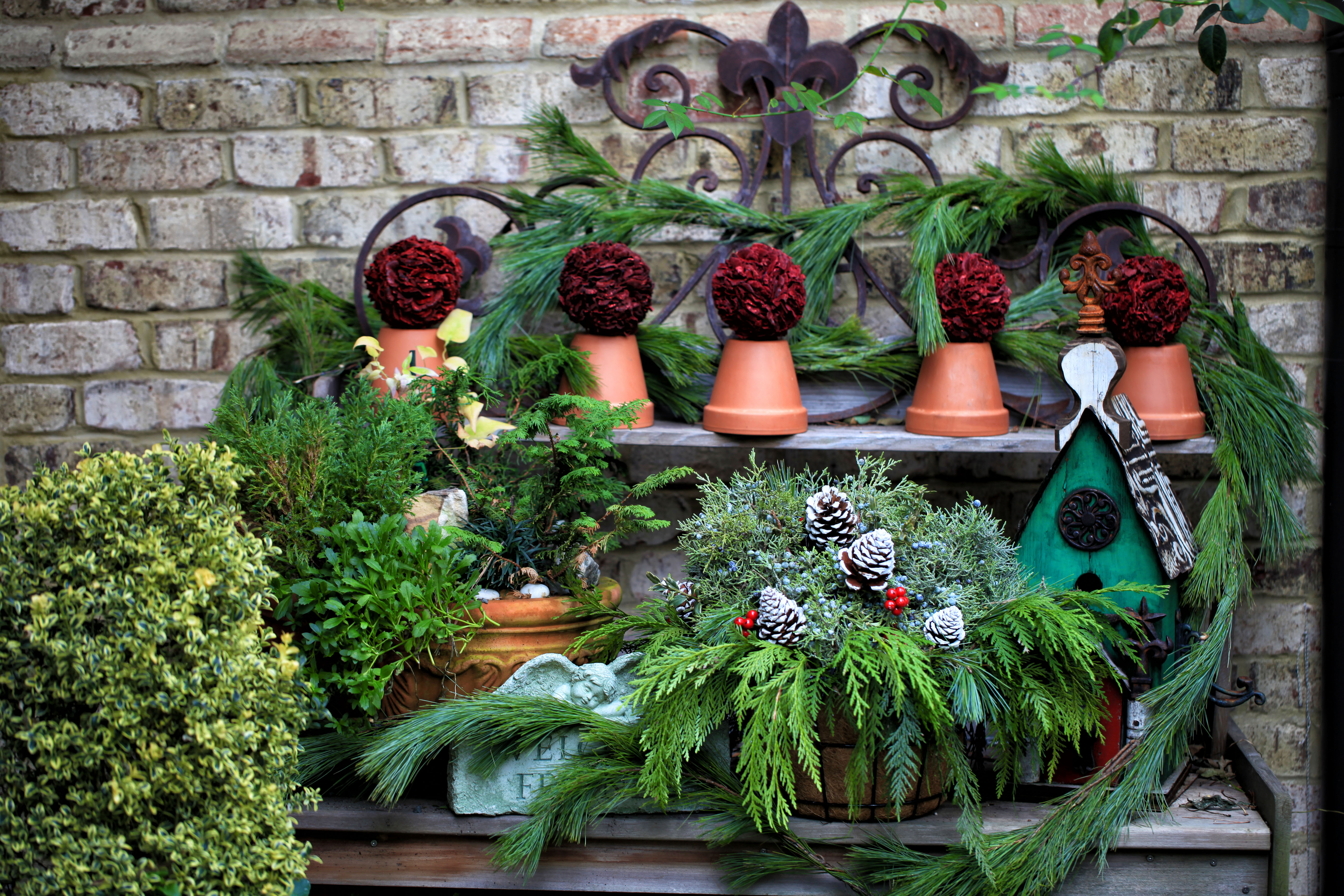 The Graceful Gardener » Decorating Your Garden