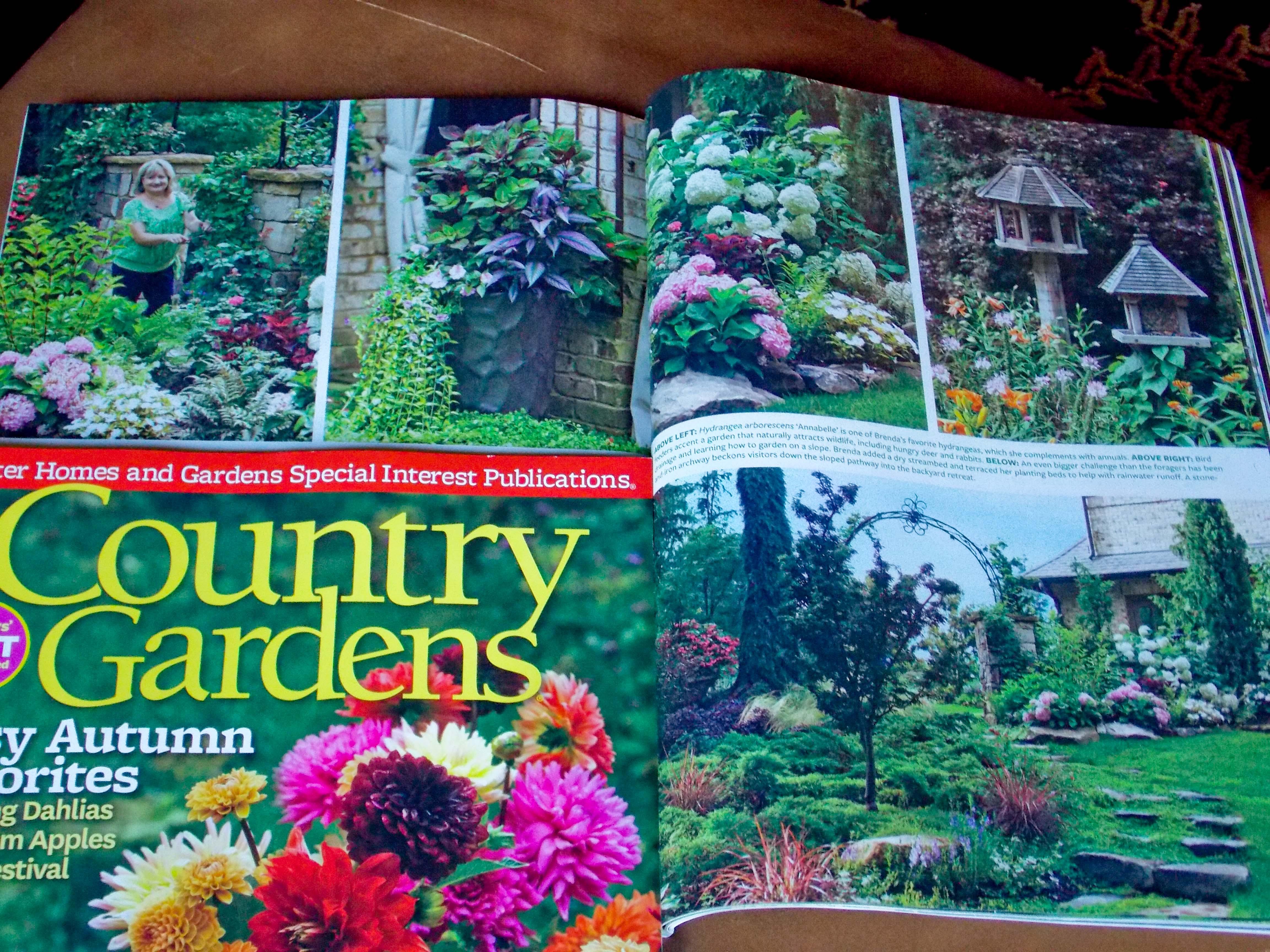 The Graceful Gardener My Gardena Country Gardens Award Winnera