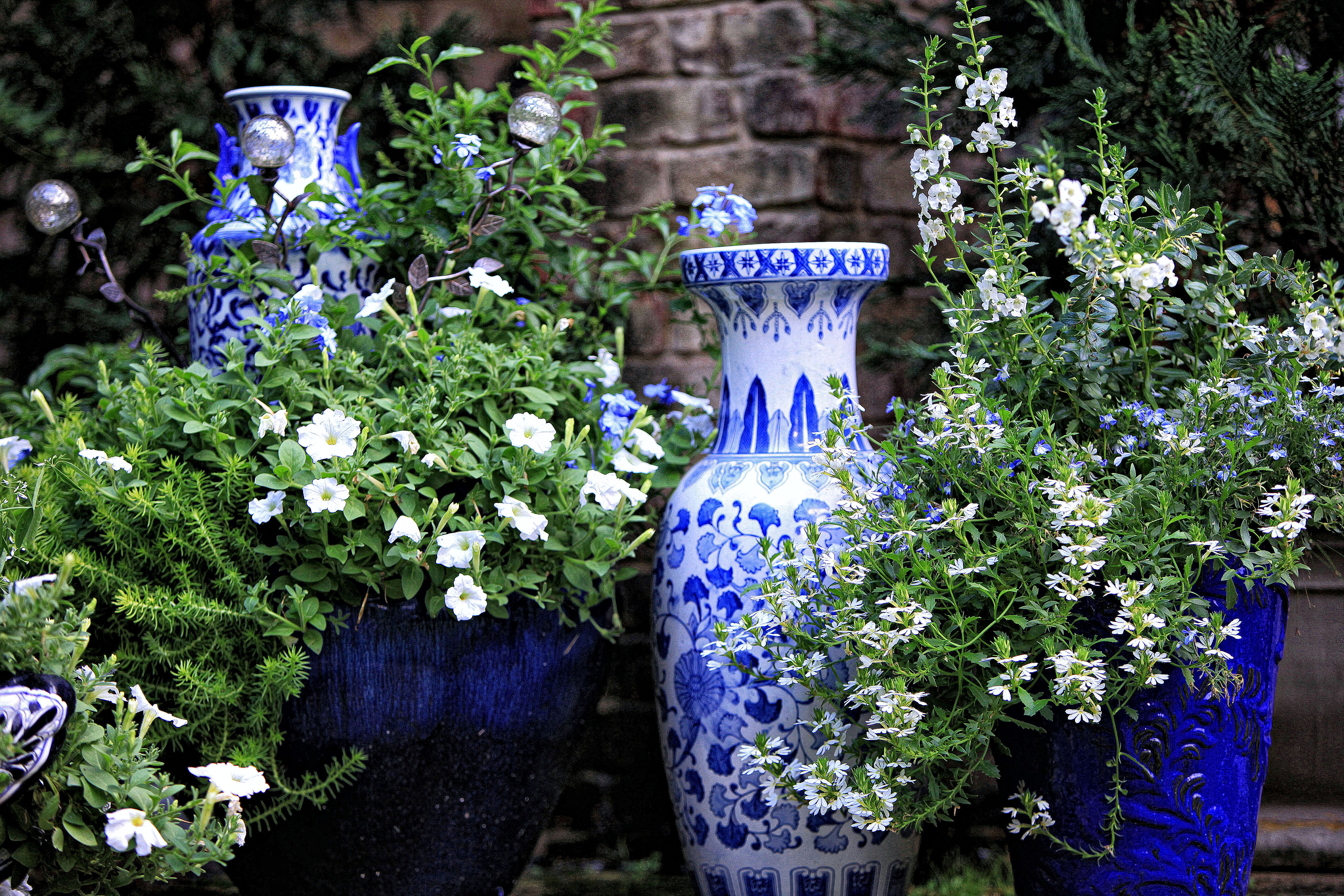 The Graceful Gardeners Containers The Graceful Gardener